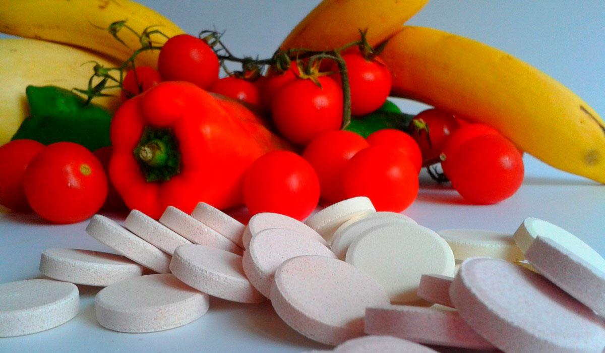 3. Недостаток витаминов и микроэлементов